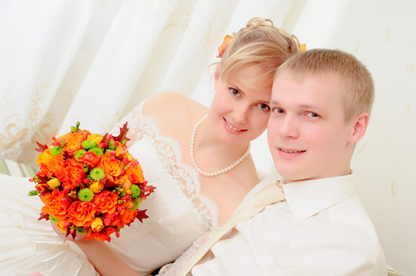 Красивые слова благодарности родителям на свадьбе от невесты и жениха в стихах