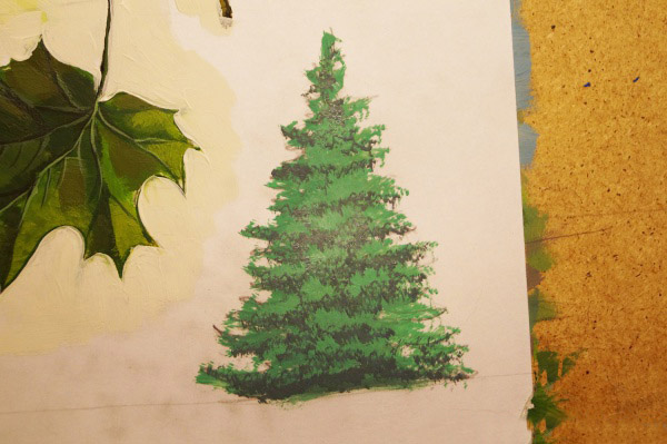Рисуем красками мастер класс гуашью для начинающих