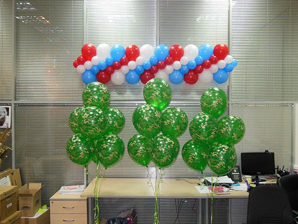 Как оригинально и красиво поздравить мужчин-коллег с 23 февраля 2018 на работе