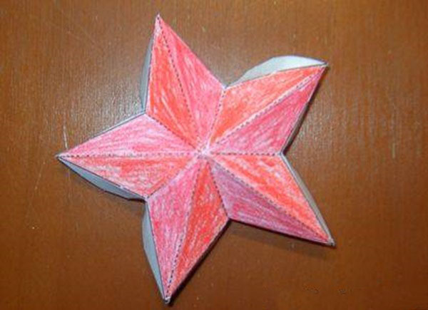 Наша родная армия открытка изготовление пятиконечной звезды, открыток